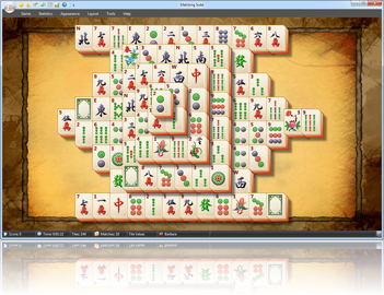 MahJong Suite - Screenshot