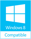 All our games are fully compatible with Windows 8