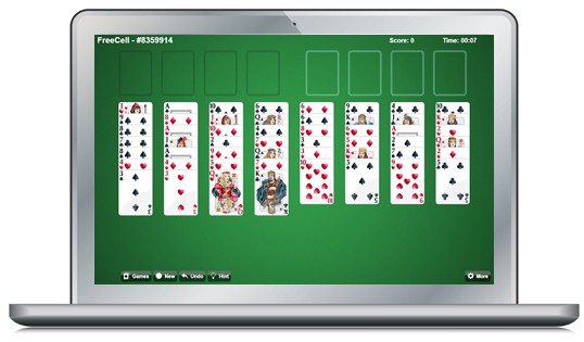 Christmas Solitaire Freecell.Treecardgames Chrome Web Store Games