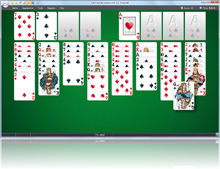 Free FreeCell 2012 - FreeCell screenshot