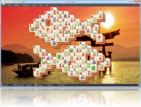 MahJong Suite - Fishes Screenshot
